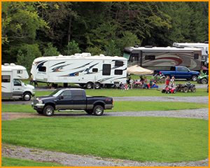 Maggie Way Campground – St. Paul