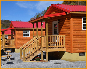 Real McCoy Cabins – Pocahontas