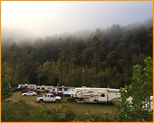 Thunder River Campground – Haysi