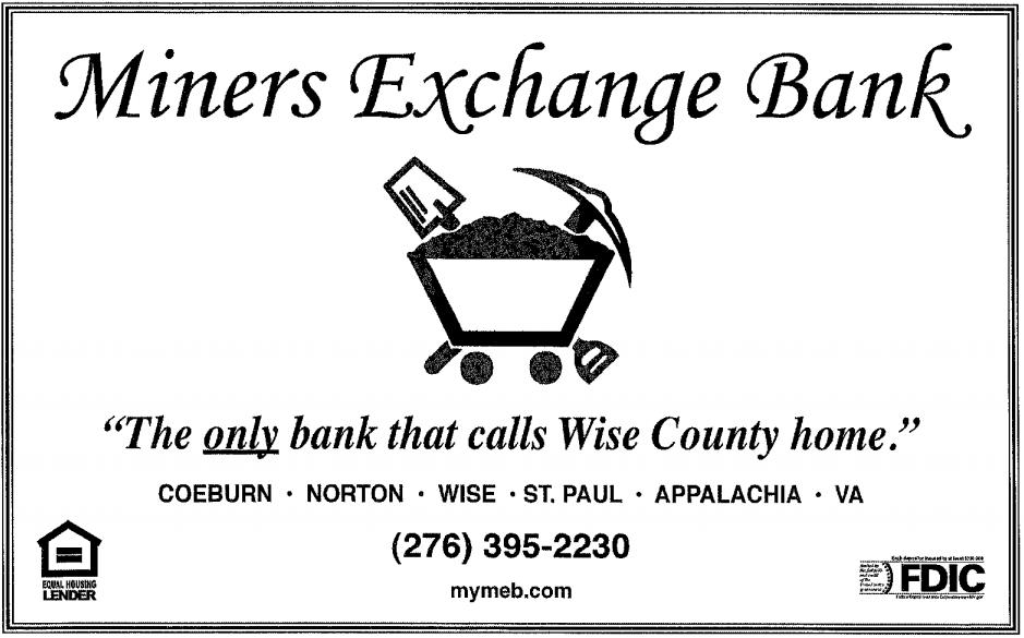 Miners Exchange Bank