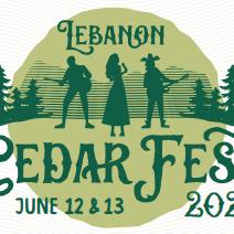 Cedar Fest Logo